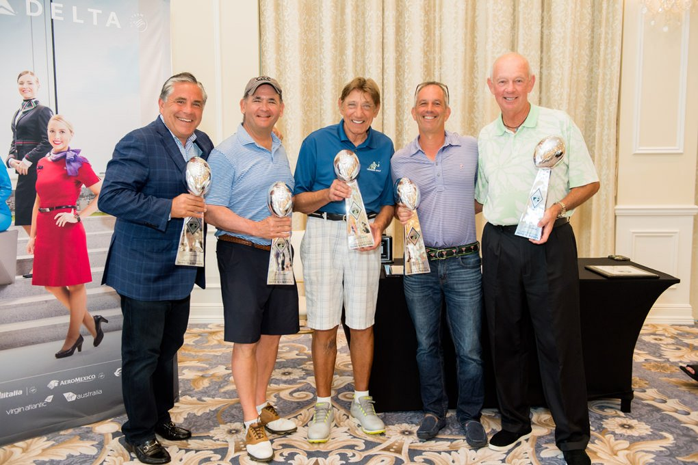 Joe Namath golf outing in Florida