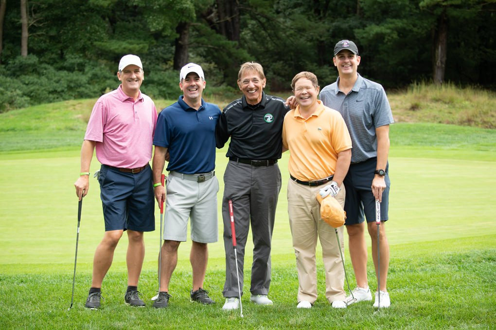 Joe Namath golf outing