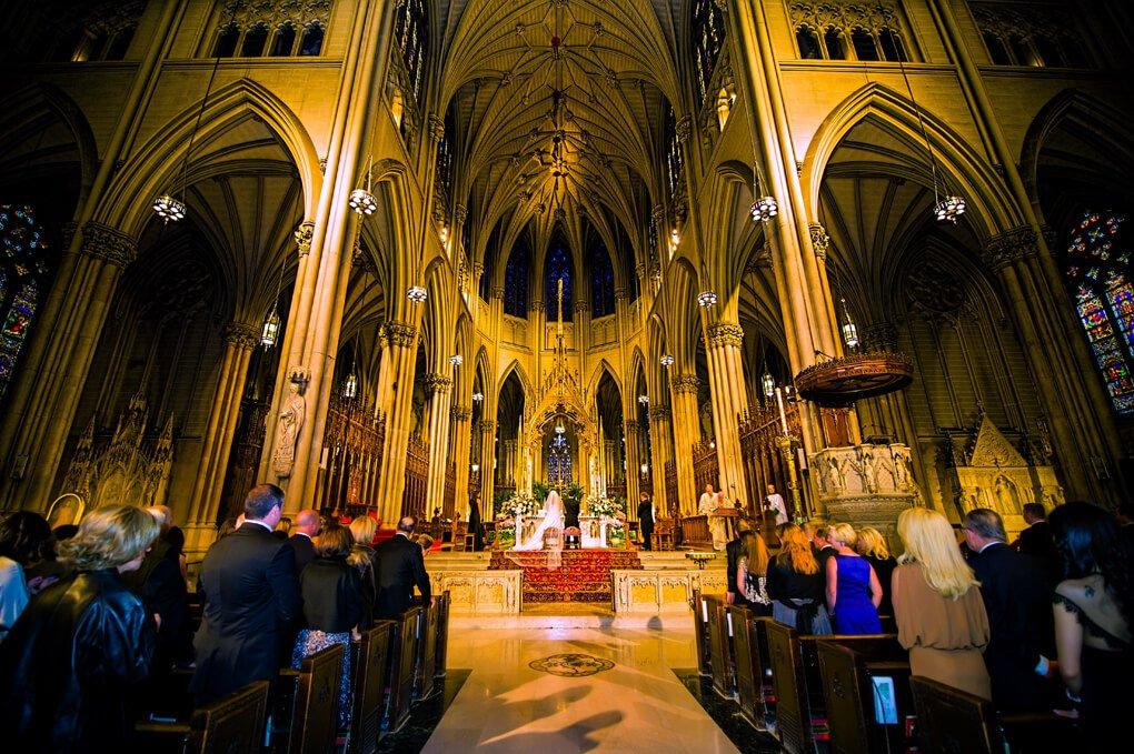 Saint Patrick Cathedral New York City
